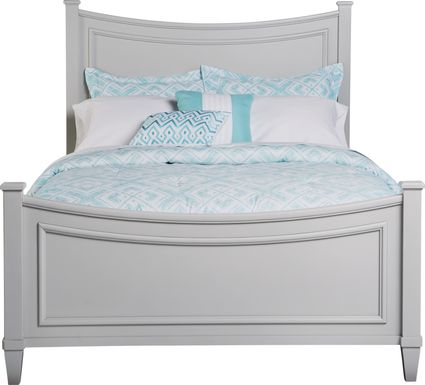 Kids Jaclyn Place Gray 3 Pc Full Bed