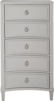 Kids Jaclyn Place Gray Chest