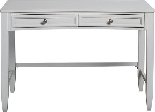 Kids Jaclyn Place Gray Desk