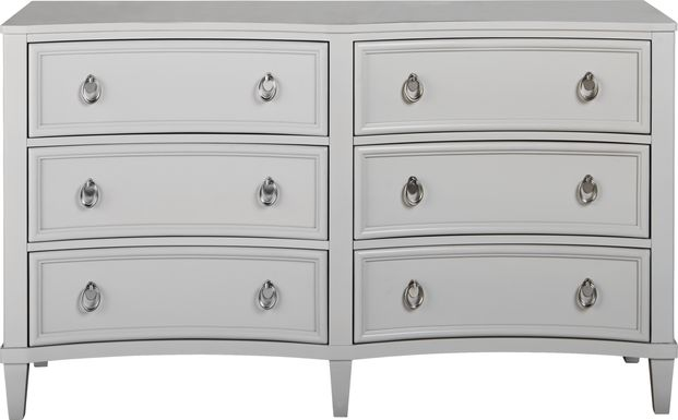 Kids Jaclyn Place Gray Dresser