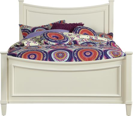 Kids Jaclyn Place Ivory 3 Pc Full Bed