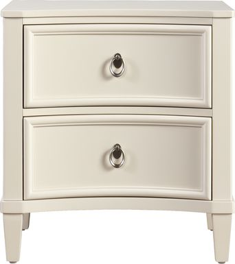 Kids Jaclyn Place Ivory Nightstand