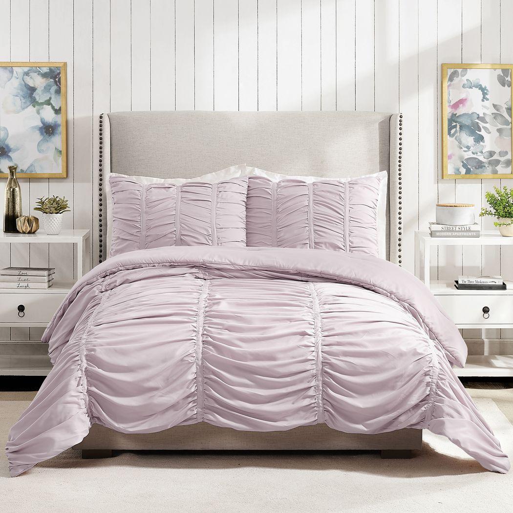 Purple Queen Sized Comforters Lavender Plum Lilac