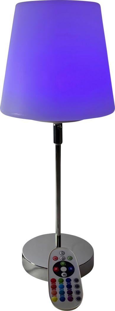 Kids Lucilos Silver LED lamp