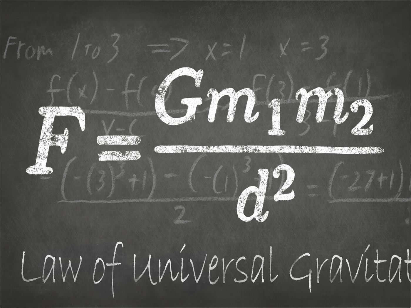 Kids Math Genius II Charcoal Artwork