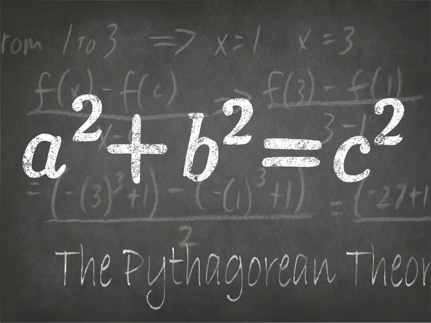 Kids Math Genius IV Charcoal Artwork
