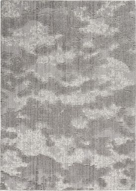 Kids Mattia Gray 5' x 7' Rug