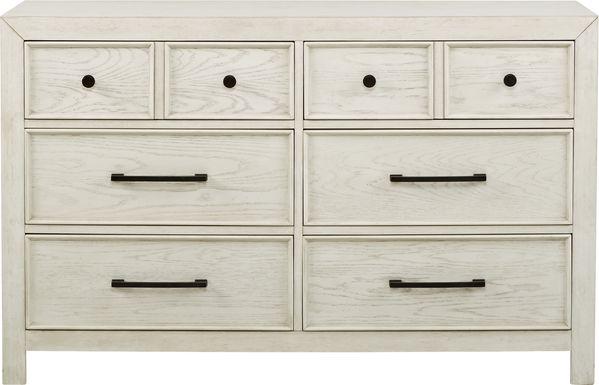Kids Midcity Loft White Dresser