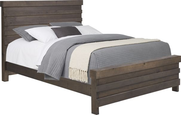 Kids Montana 2.0 Espresso 3 Pc Full Panel Bed