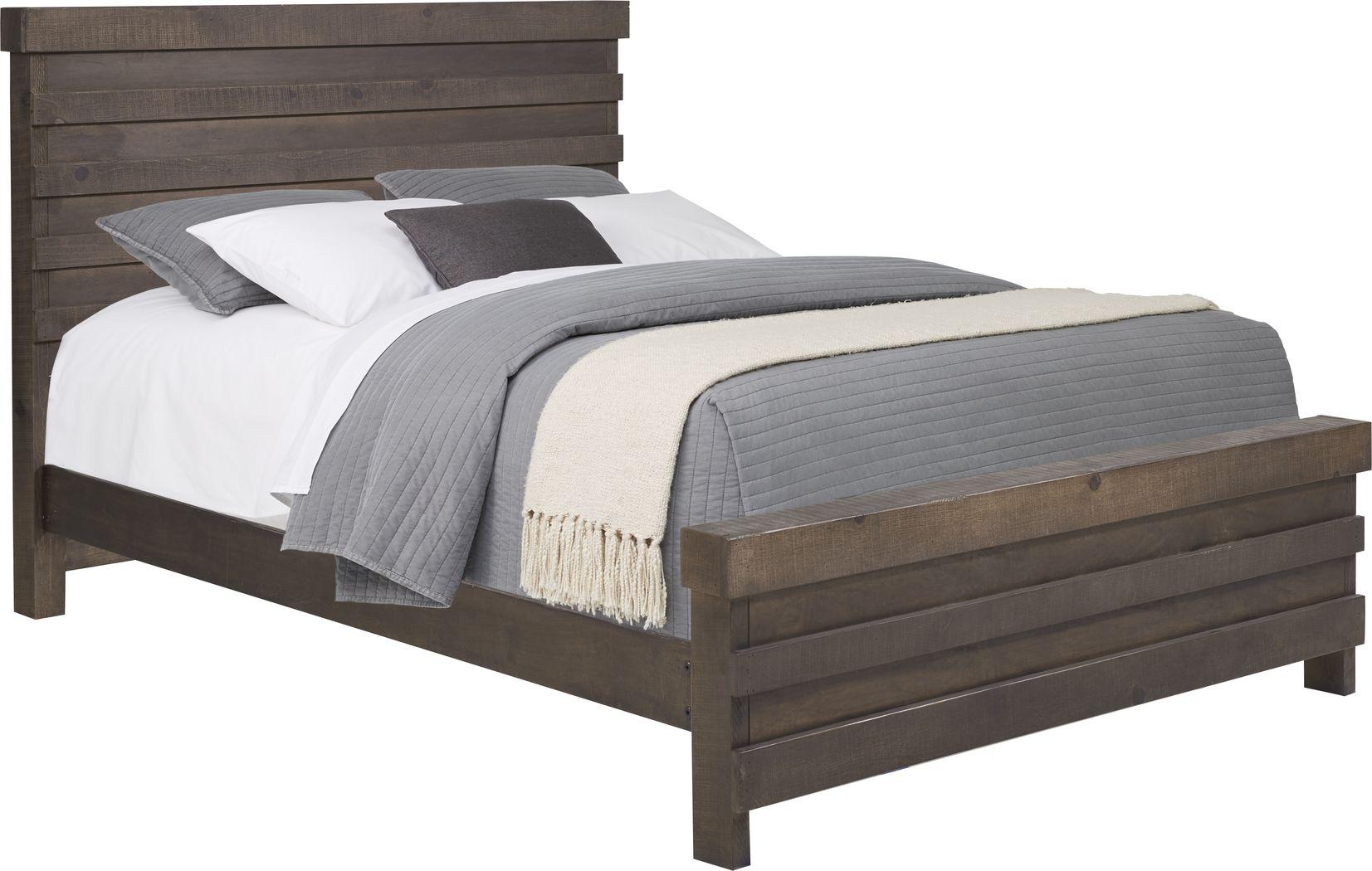Kids Montana 2.0 Espresso 3 Pc Full Panel Bed