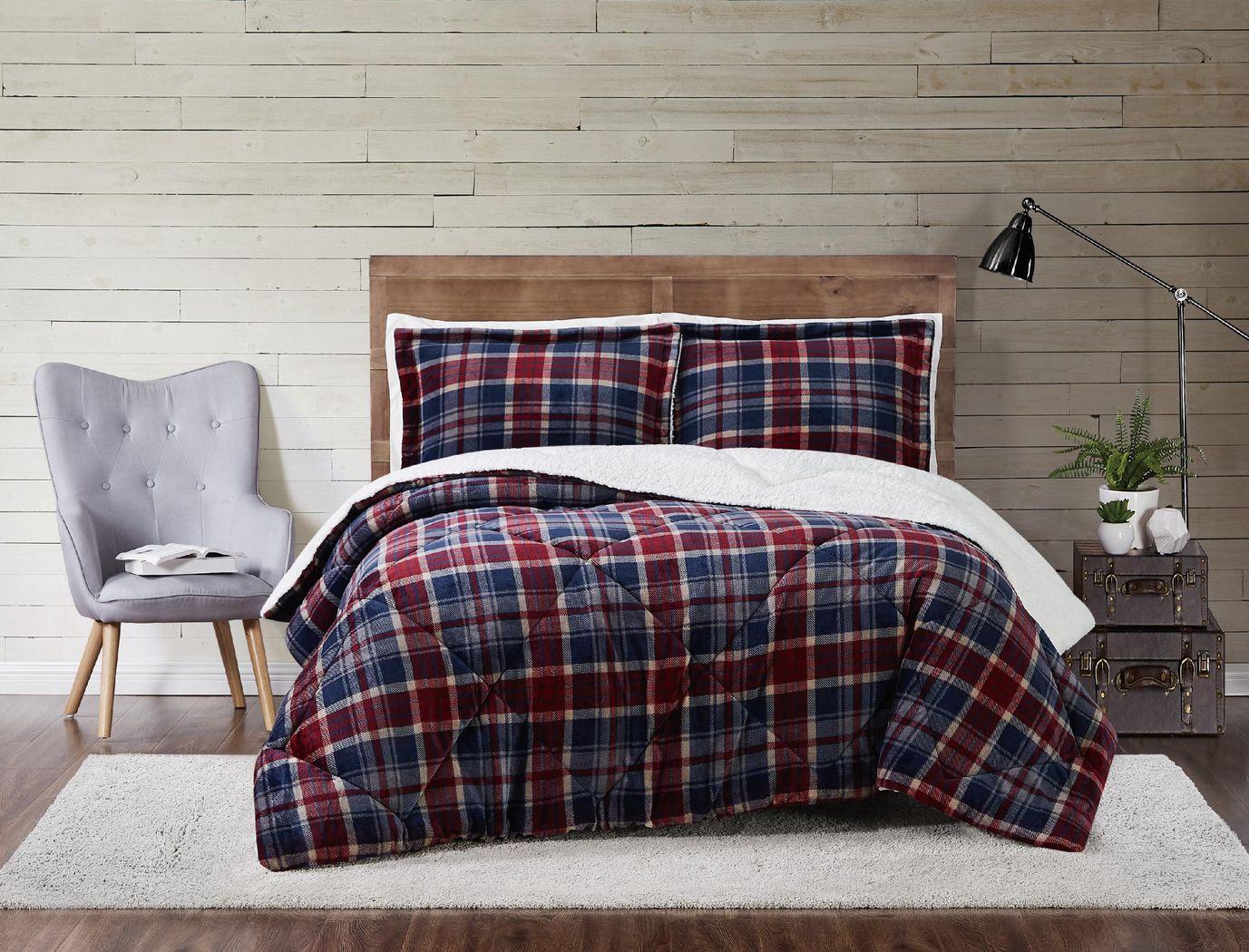 Kids Mossy Creek Blue 2 Pc Twin Comforter Set