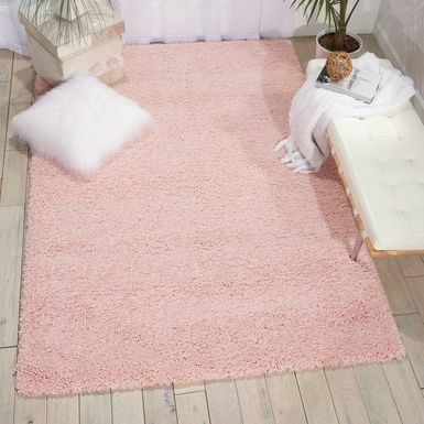 Kids Nickley Pink 8' x 11' Rug