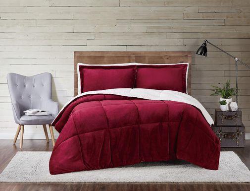 Kids Pebblecreek Crimson 2 Pc Twin Comforter Set