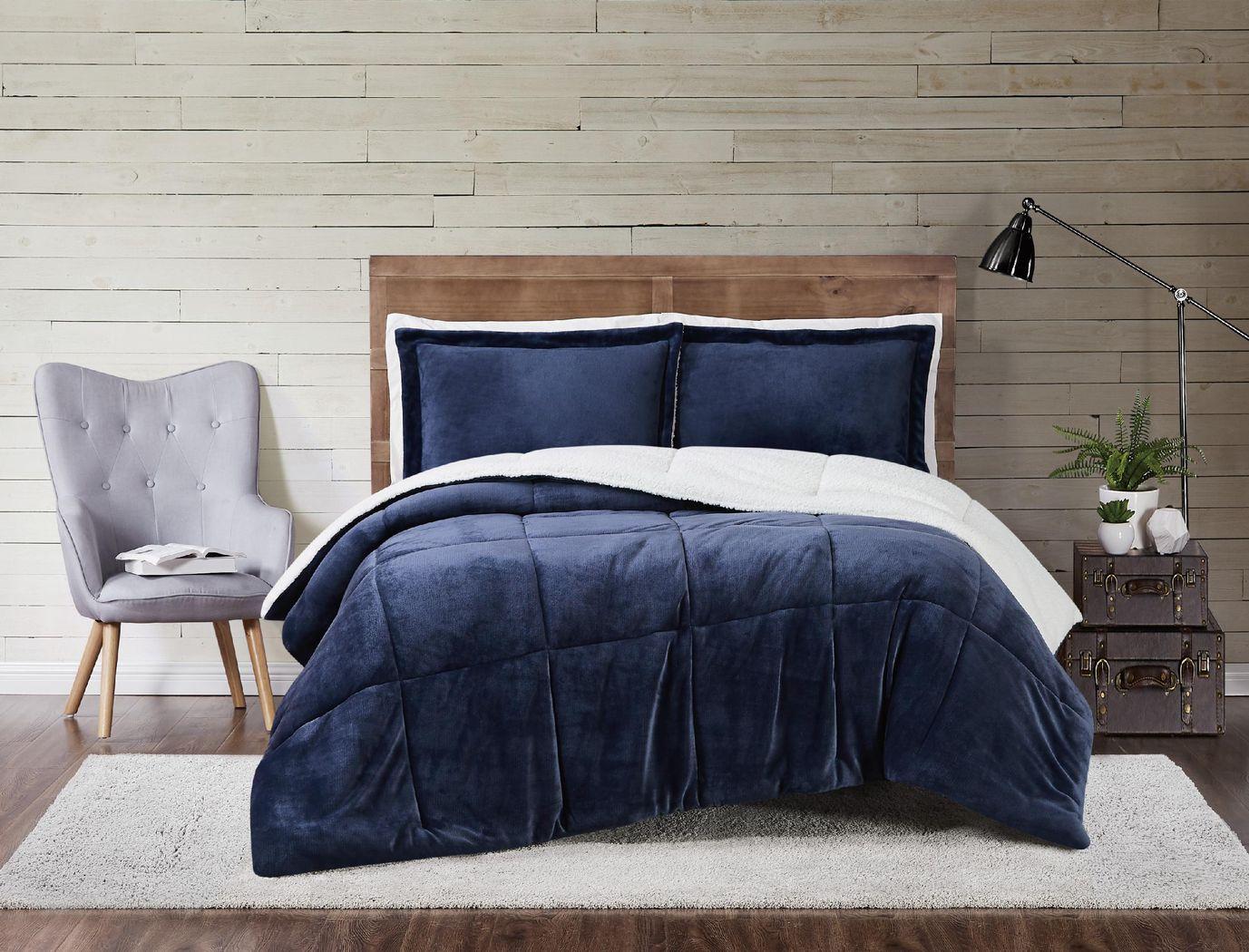 Kids Pebblecreek Indigo 2 Pc Twin Comforter Set