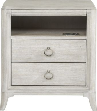 Kids reGen™ Vivien White Nightstand