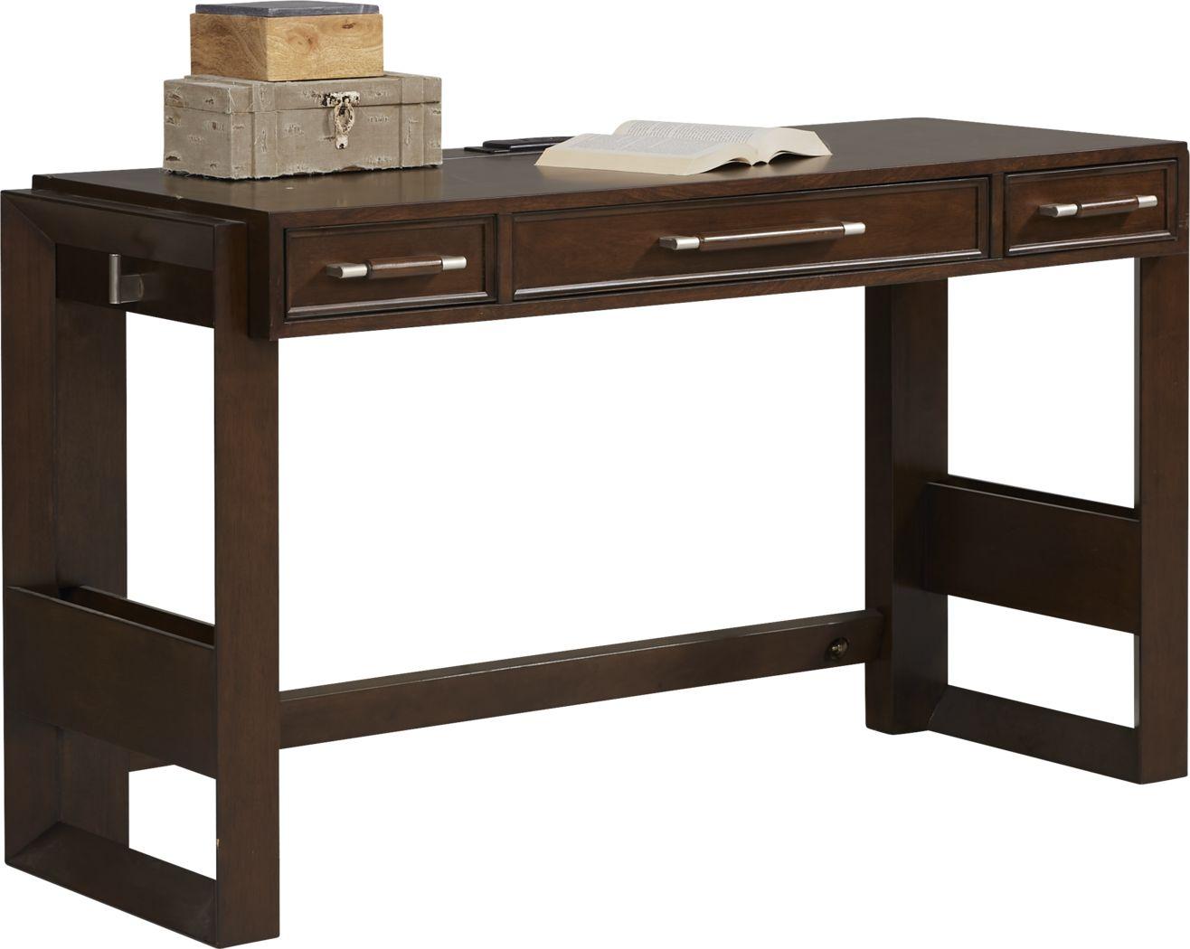 Kids reGen™ Zaine Brown Cherry Desk