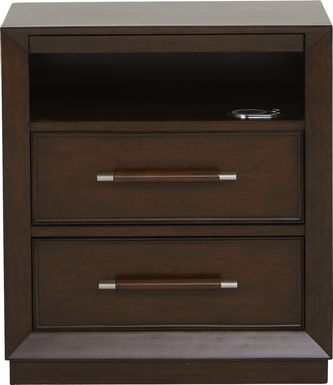Kids reGen™ Zaine Brown Cherry Nightstand
