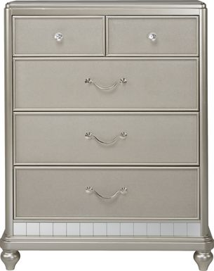 Kids Sofia Vergara Petit Paris Silver Chest