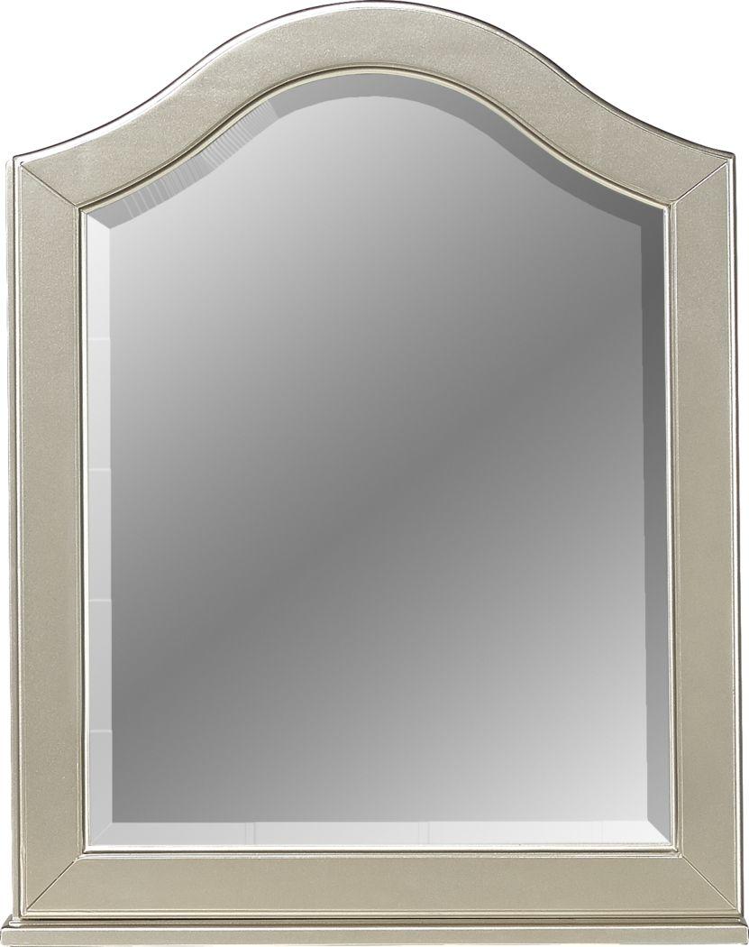 Kids Sofia Vergara Petit Paris Silver Vanity Mirror