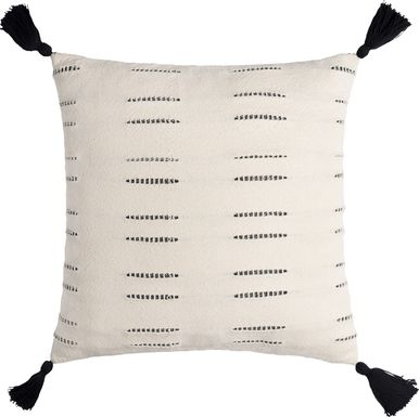 Kids Tasleastic Cream Accent Pillow