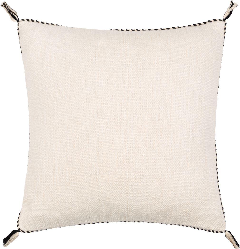 Kids Tasletee Cream Accent Pillow