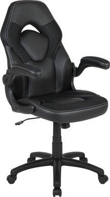 Kids Tournne Black Gaming Chair