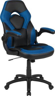 Kids Tournne Blue Gaming Chair
