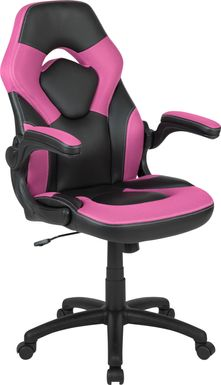 Kids Tournne Pink Gaming Chair