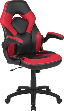 Kids Tournne Red Gaming Chair