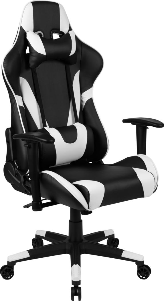 Kids Trexxe White Gaming Chair