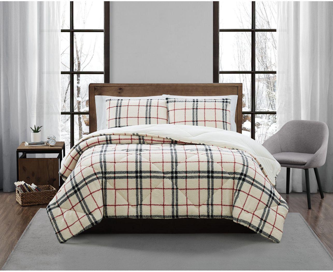 Kids Urban Cabin Black 2 Pc Twin XL Comforter Set