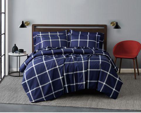 Kids Urban Covers Navy 2 Pc Twin XL Comforter Set