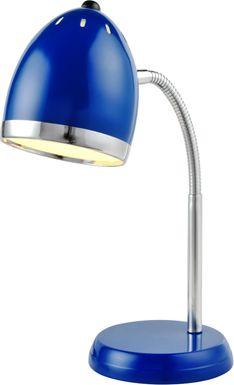 Kids Uzoma Blue Lamp