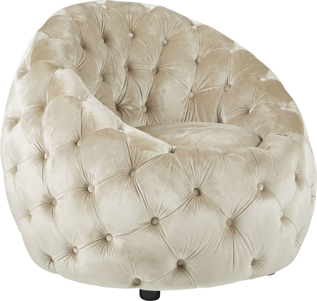 Kids Viona Champagne Chair