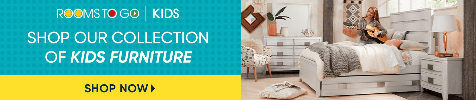 shop our collection of kids furniture. shop now