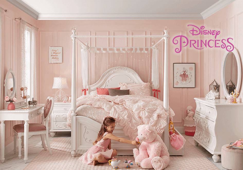 Disney Princess Furniture Vanities Beds Sets