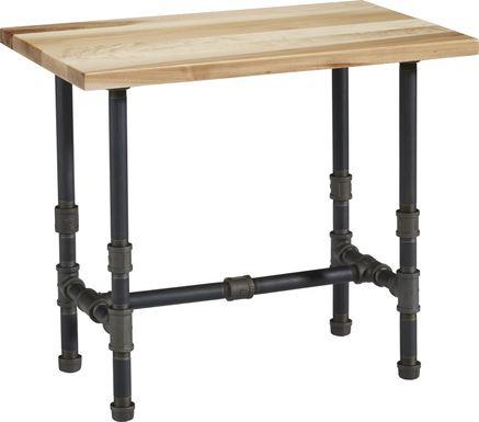 Kimbal Beige End Table