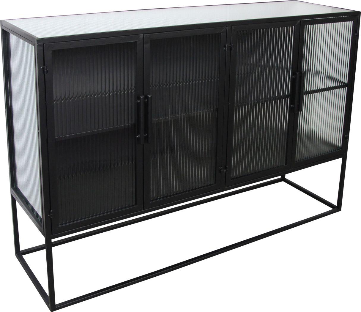 Kimbarkly Black Cabinet