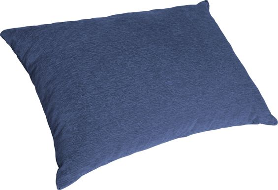 Kids Kimmy Navy Bean Bag Chair and Floor Pillow