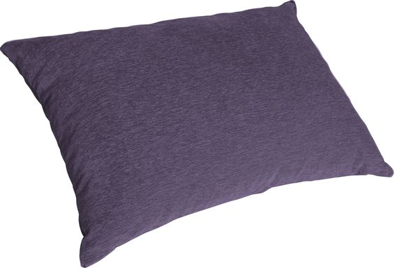 Kids Kimmy Purple Bean Bag Chair and Floor Pillow