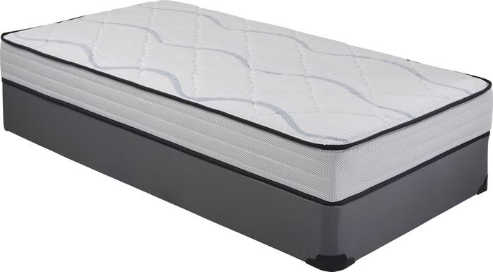 Kingsdown Brennehan Low Profile Full Mattress Set