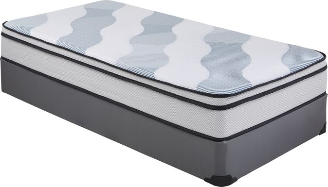 Kingsdown Ravendale Low Profile Twin Mattress Set