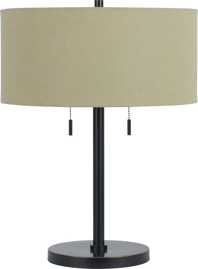 Kirtland Bronze Lamp