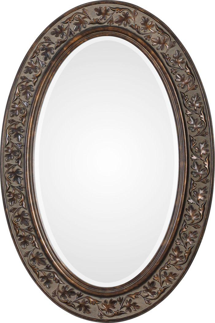 Kishlay Bronze Mirror