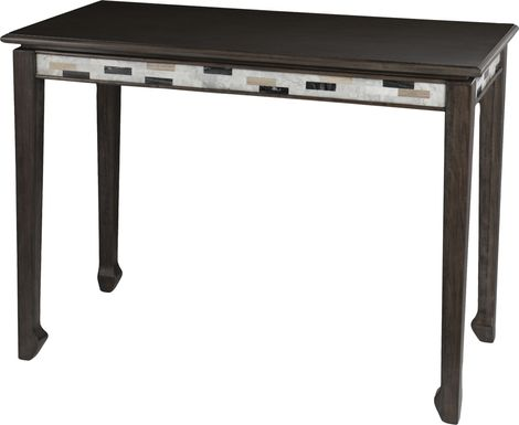 Kleinkert Gray Counter Height Dining Table