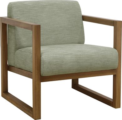 Knighton Green Accent Chair