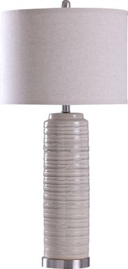 Knovill Beige Lamp