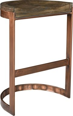 Kotor Brown Counter Height Stool