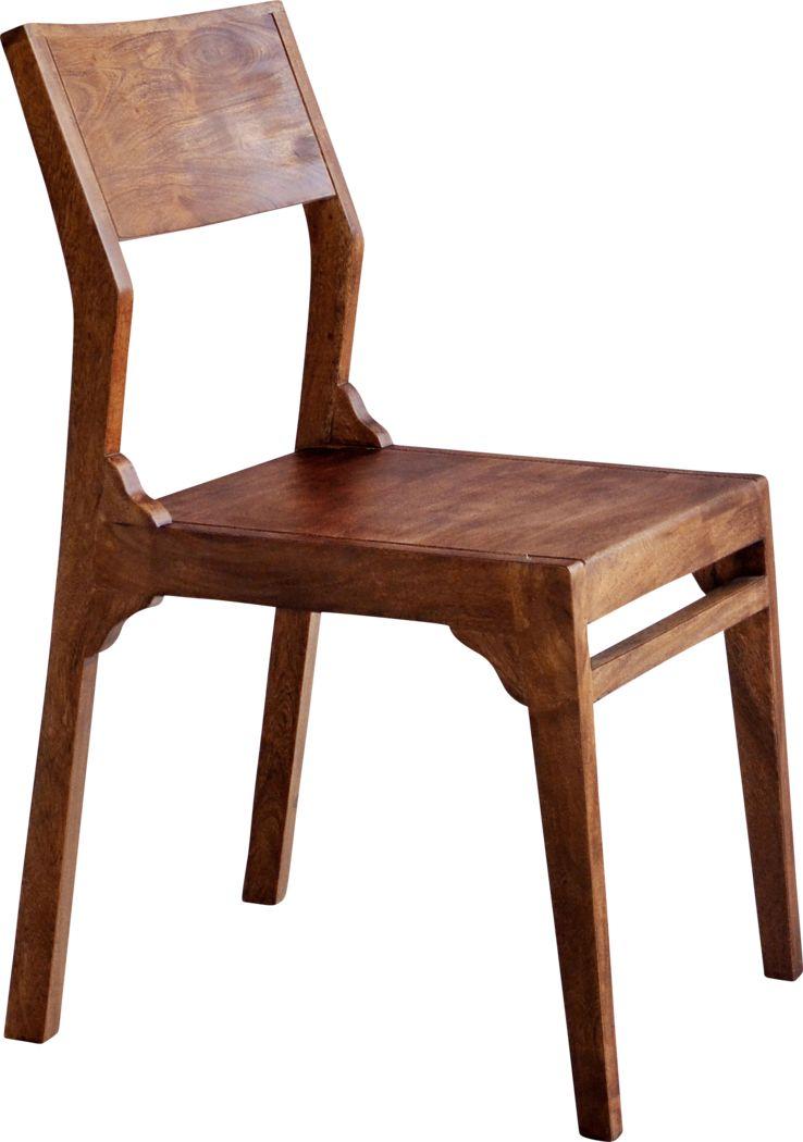 Kousa Brown Accent Chair