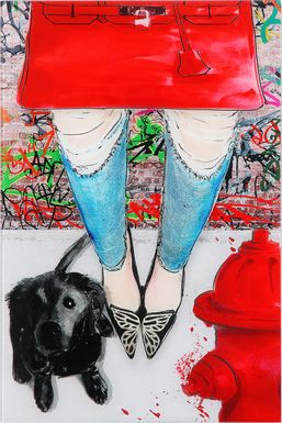 Krista's Pet Artwork